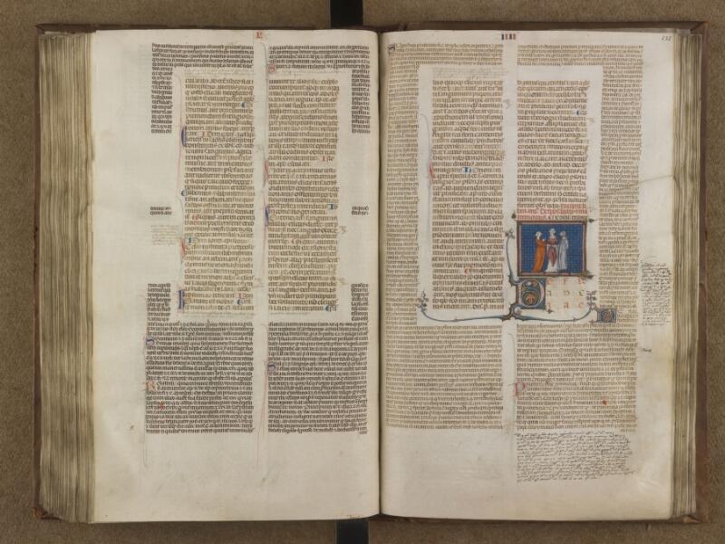 SAINT-OMER, Bibliothèque municipale, 0434, f. 231v - 232