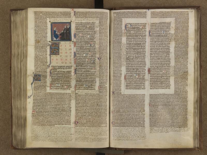 SAINT-OMER, Bibliothèque municipale, 0434, f. 258v - 259