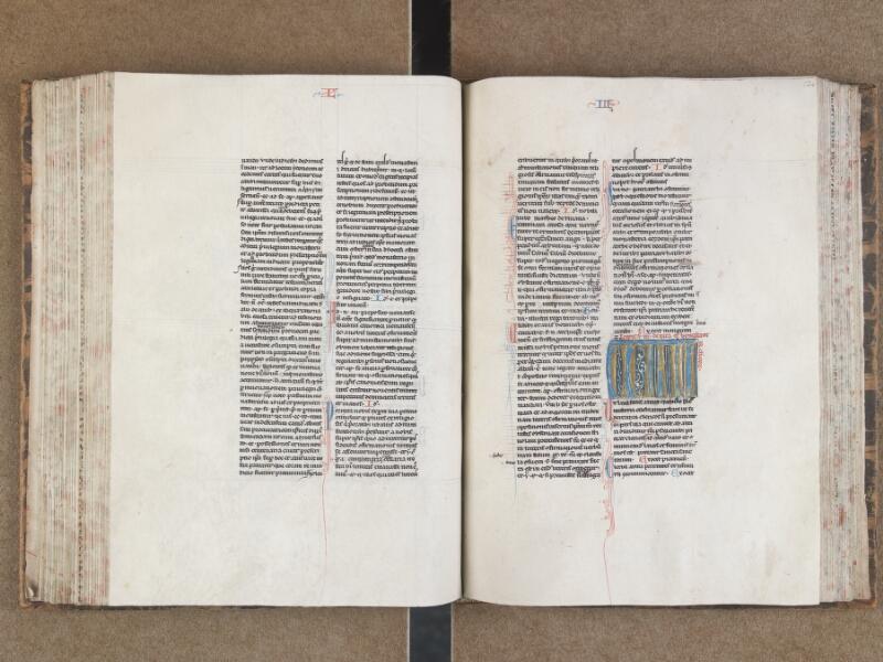 SAINT-OMER, Bibliothèque municipale, 0436, f. 123v - 124