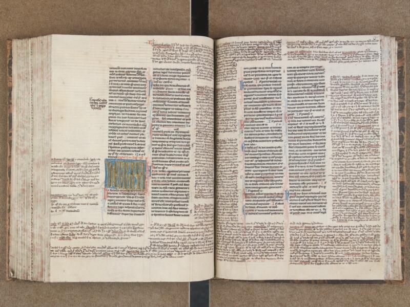 SAINT-OMER, Bibliothèque municipale, 0436, f. 157v - 158