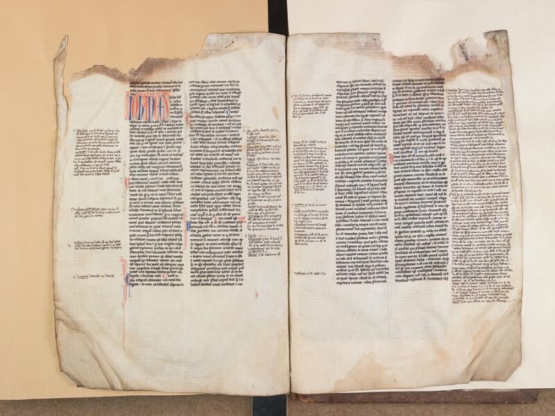SAINT-OMER, Bibliothèque municipale, 0447, f. 213v - 214