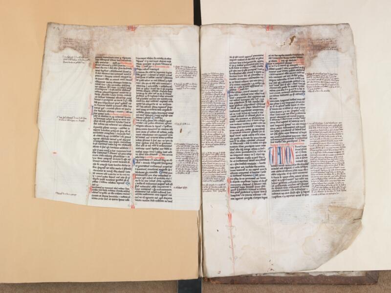 SAINT-OMER, Bibliothèque municipale, 0447, f. 218v - 219