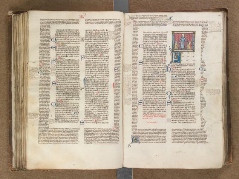 SAINT-OMER, Bibliothèque municipale, 0451, f. 162v - 163