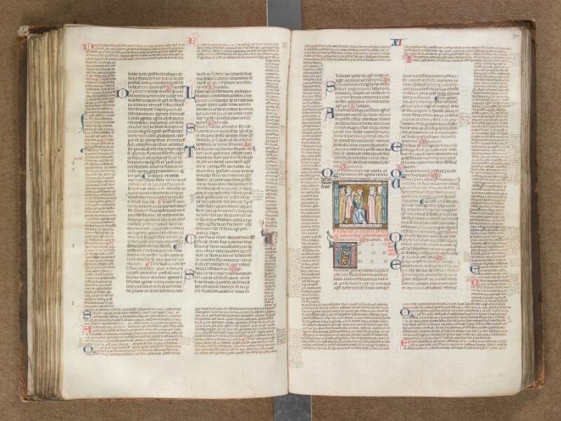 SAINT-OMER, Bibliothèque municipale, 0451, f. 175v - 176