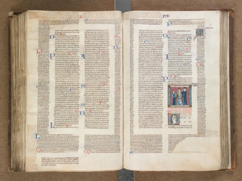 SAINT-OMER, Bibliothèque municipale, 0451, f. 240v - 241