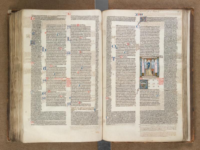 SAINT-OMER, Bibliothèque municipale, 0451, f. 268v - 269