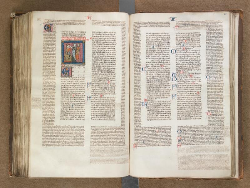 SAINT-OMER, Bibliothèque municipale, 0451, f. 285v - 286