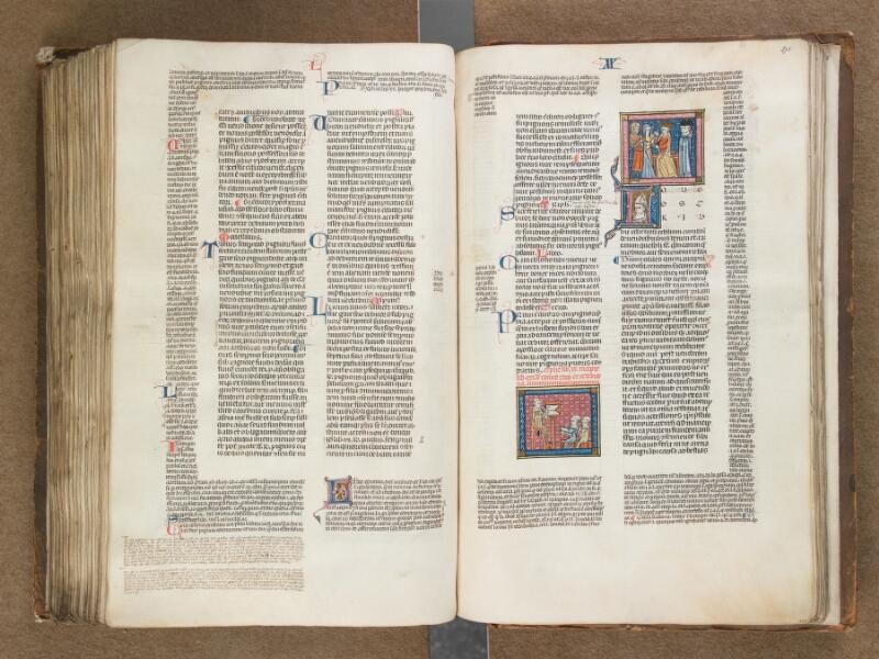 SAINT-OMER, Bibliothèque municipale, 0451, f. 294v - 295