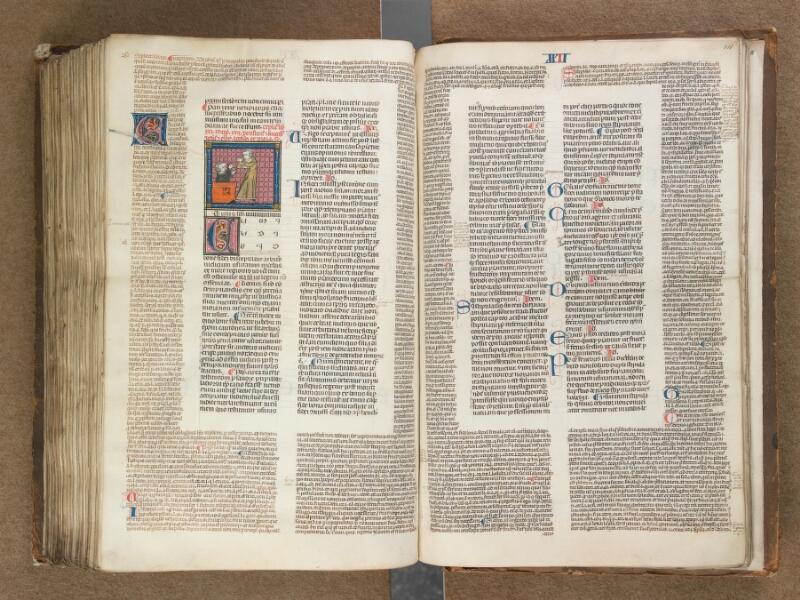 SAINT-OMER, Bibliothèque municipale, 0451, f. 310v - 311