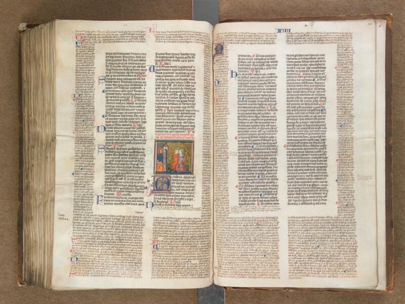 SAINT-OMER, Bibliothèque municipale, 0451, f. 334v - 335