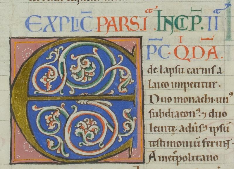 SAINT-OMER, Bibliothèque municipale, 0453, f. 087v - vue 1