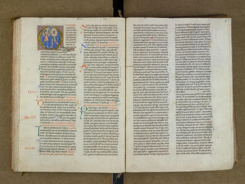 SAINT-OMER, Bibliothèque municipale, 0453, f. 106v - 107