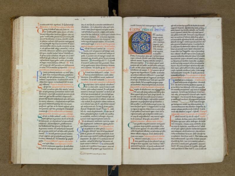 SAINT-OMER, Bibliothèque municipale, 0453, f. 111v - 112
