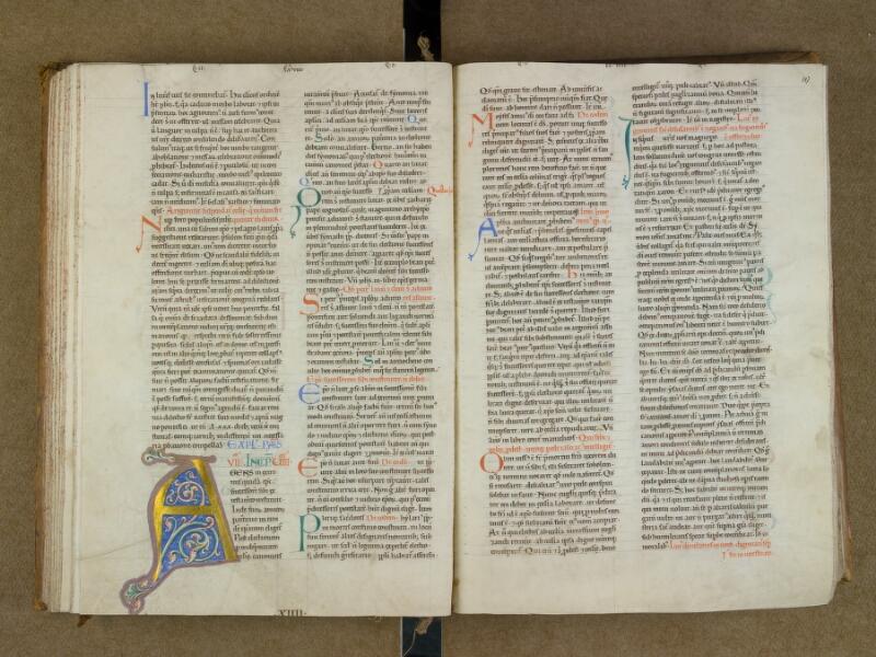 SAINT-OMER, Bibliothèque municipale, 0453, f. 116v - 117