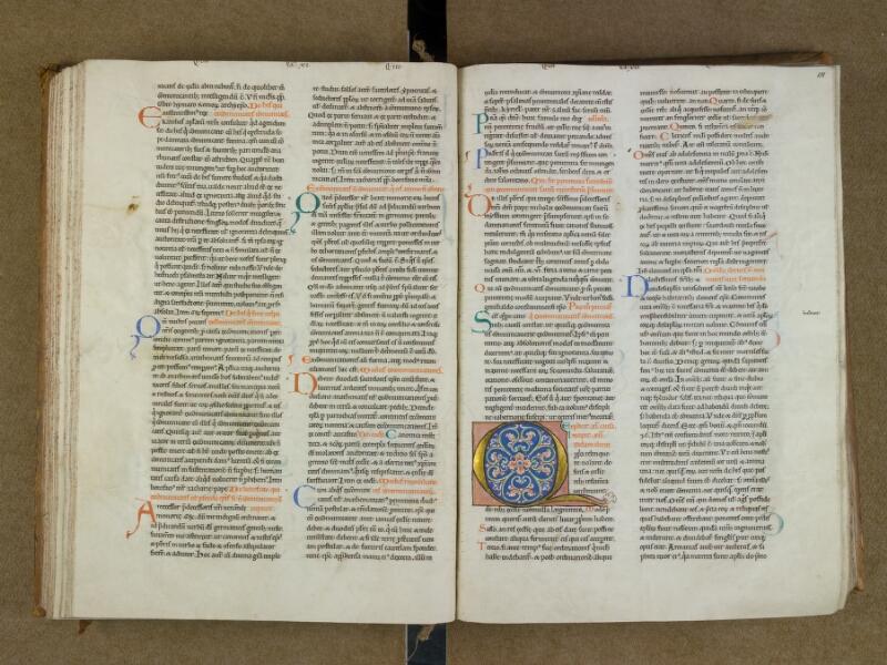 SAINT-OMER, Bibliothèque municipale, 0453, f. 131v - 132