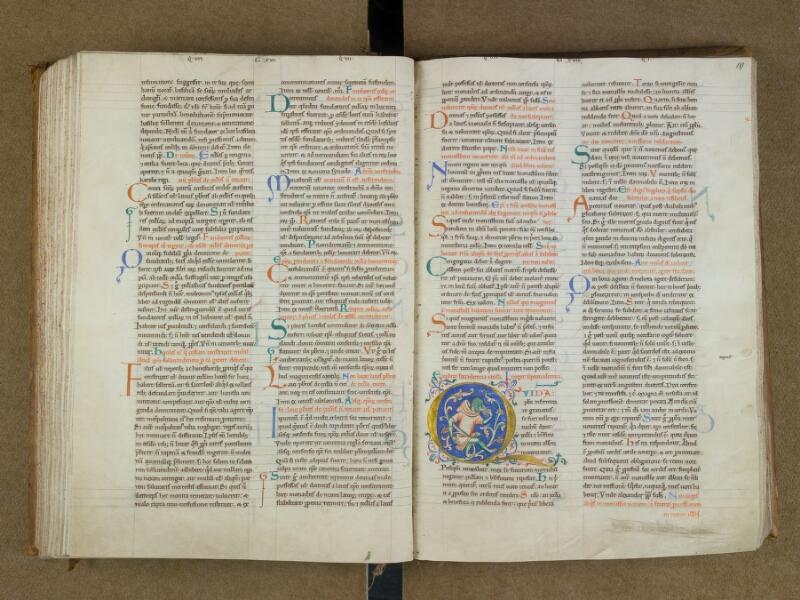 SAINT-OMER, Bibliothèque municipale, 0453, f. 158v - 159