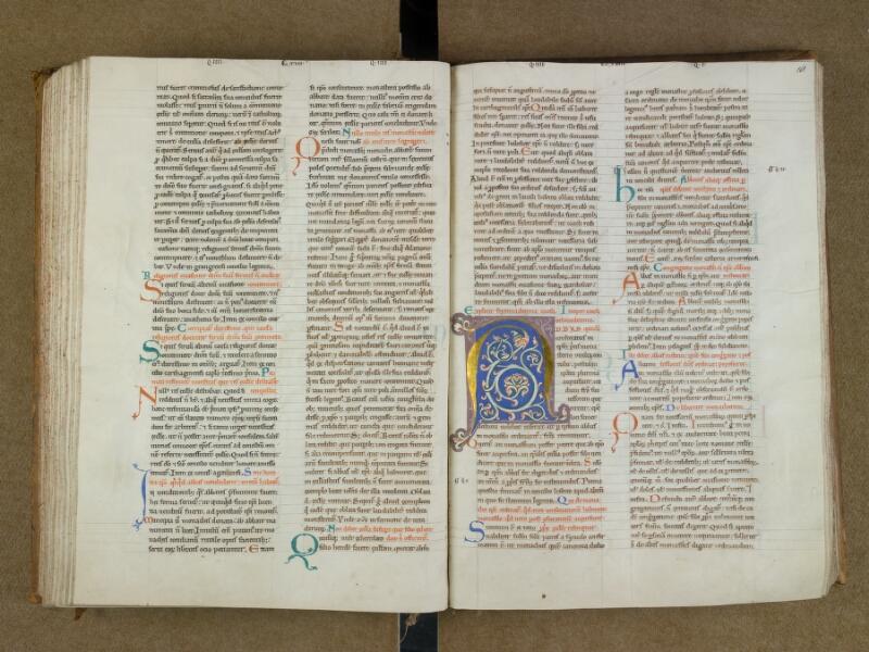 SAINT-OMER, Bibliothèque municipale, 0453, f. 161v - 162