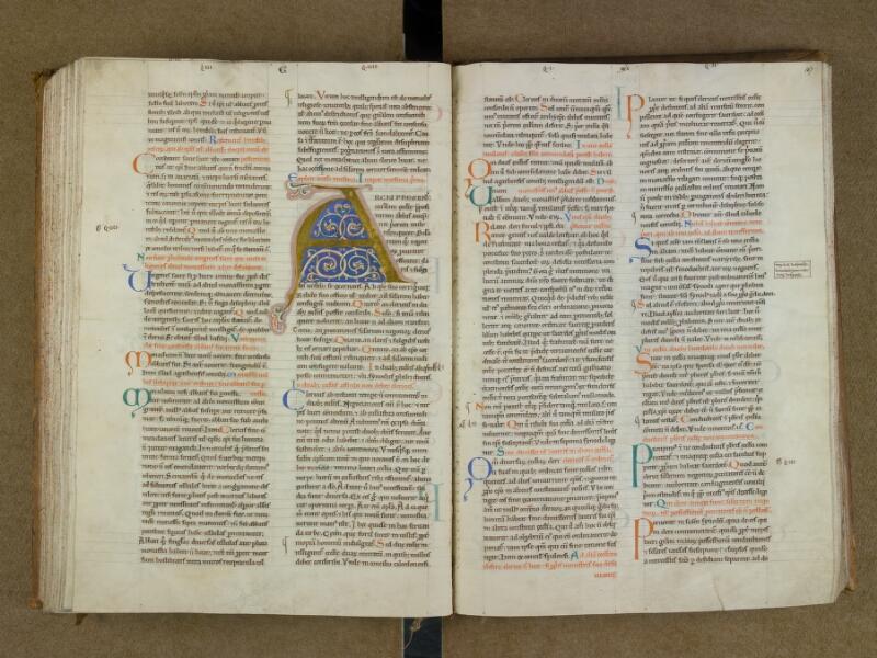SAINT-OMER, Bibliothèque municipale, 0453, f. 166v - 167