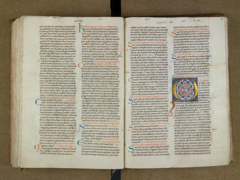 SAINT-OMER, Bibliothèque municipale, 0453, f. 167v - 168