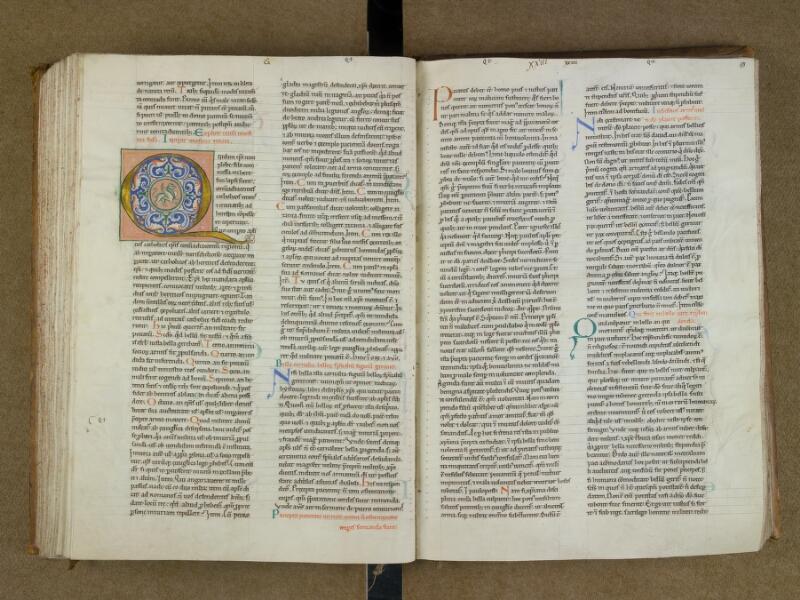 SAINT-OMER, Bibliothèque municipale, 0453, f. 174v - 175