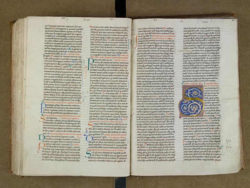 SAINT-OMER, Bibliothèque municipale, 0453, f. 200v - 201