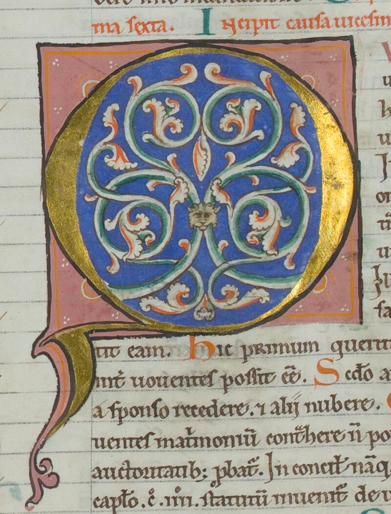 SAINT-OMER, Bibliothèque municipale, 0453, f. 206 - vue 1
