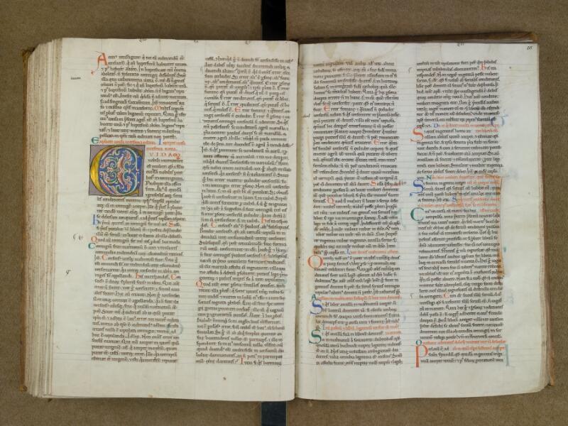 SAINT-OMER, Bibliothèque municipale, 0453, f. 214v - 215