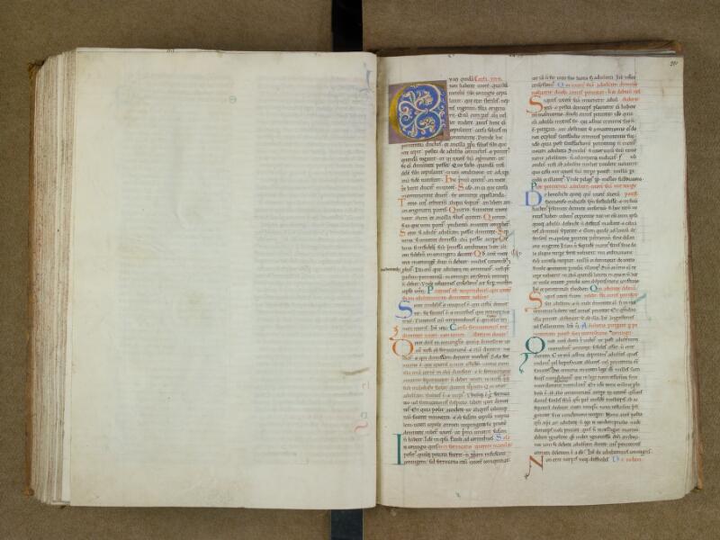 SAINT-OMER, Bibliothèque municipale, 0453, f. 219v - 220