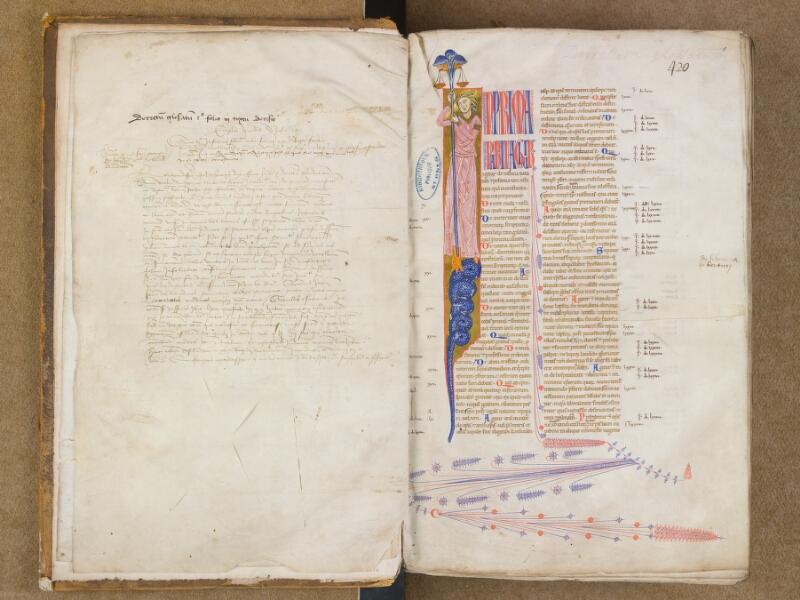 SAINT-OMER, Bibliothèque municipale, 0454, f. 000Dv - f. 001