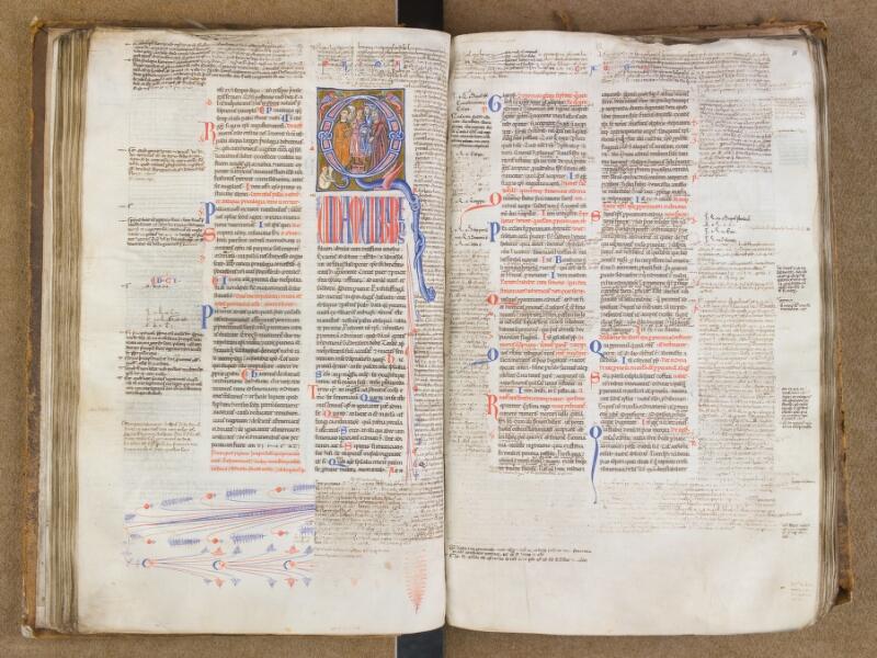 SAINT-OMER, Bibliothèque municipale, 0454, f. 085v - 086