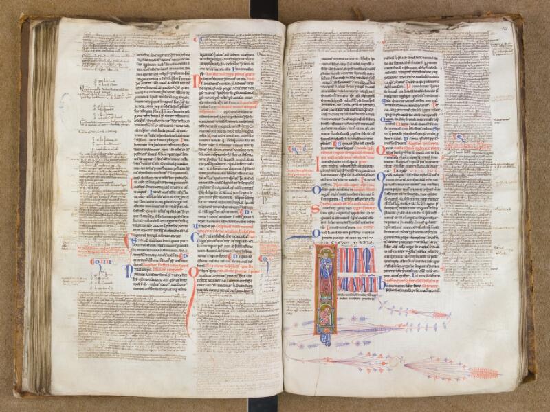 SAINT-OMER, Bibliothèque municipale, 0454, f. 125v - 126