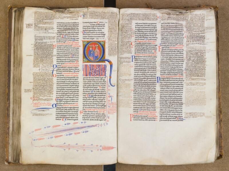 SAINT-OMER, Bibliothèque municipale, 0454, f. 130v - 131