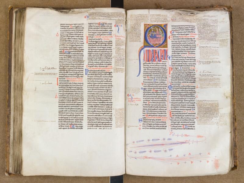 SAINT-OMER, Bibliothèque municipale, 0454, f. 135v - 136