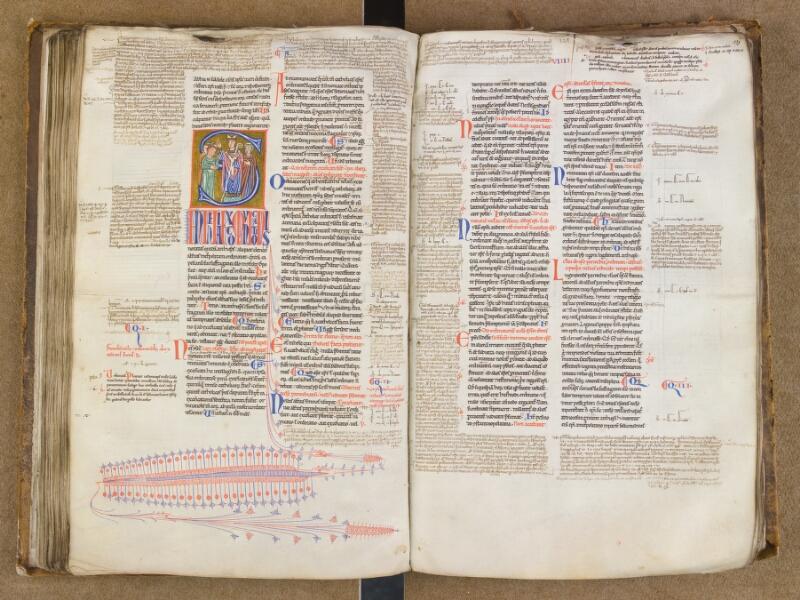 SAINT-OMER, Bibliothèque municipale, 0454, f. 138v - 139