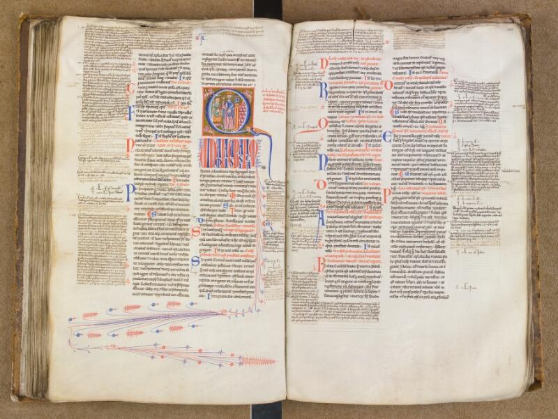 SAINT-OMER, Bibliothèque municipale, 0454, f. 140v - 141