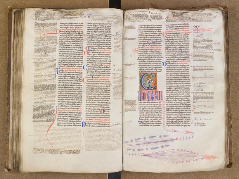 SAINT-OMER, Bibliothèque municipale, 0454, f. 152v - 153