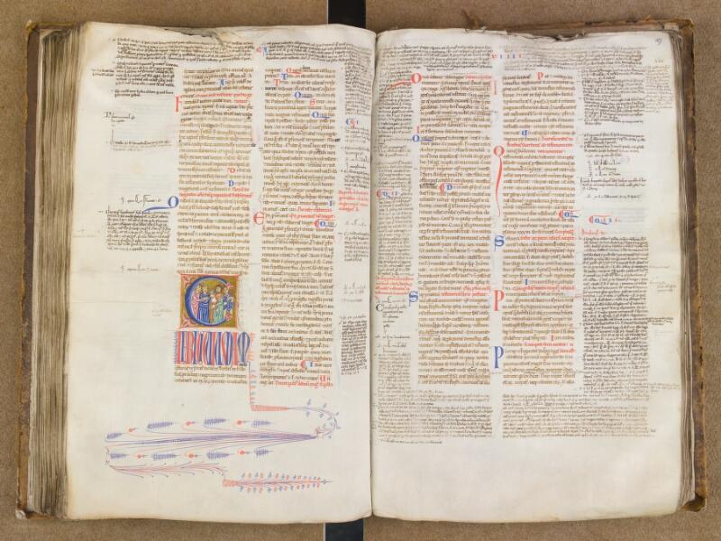 SAINT-OMER, Bibliothèque municipale, 0454, f. 166v - 167