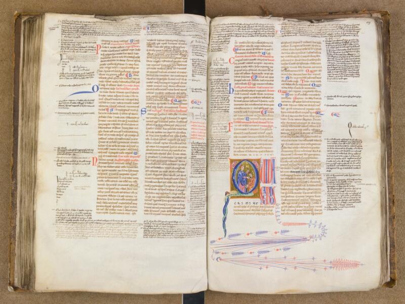 SAINT-OMER, Bibliothèque municipale, 0454, f. 168v - 169
