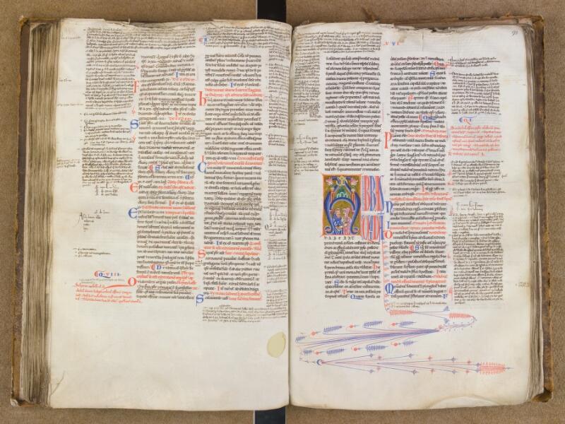 SAINT-OMER, Bibliothèque municipale, 0454, f. 172v - 173