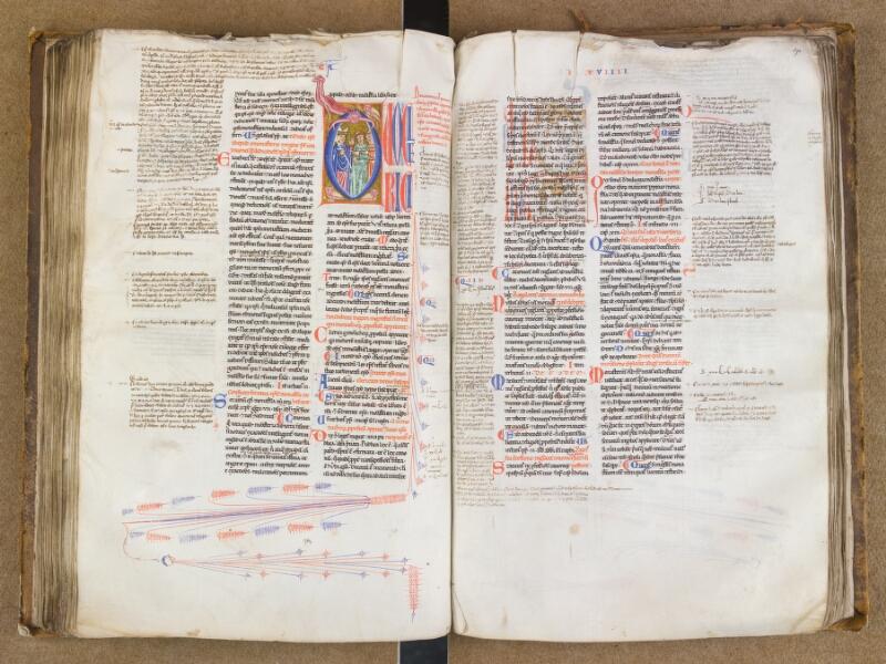 SAINT-OMER, Bibliothèque municipale, 0454, f. 189v - 190