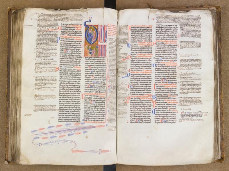 SAINT-OMER, Bibliothèque municipale, 0454, f. 190v - 191
