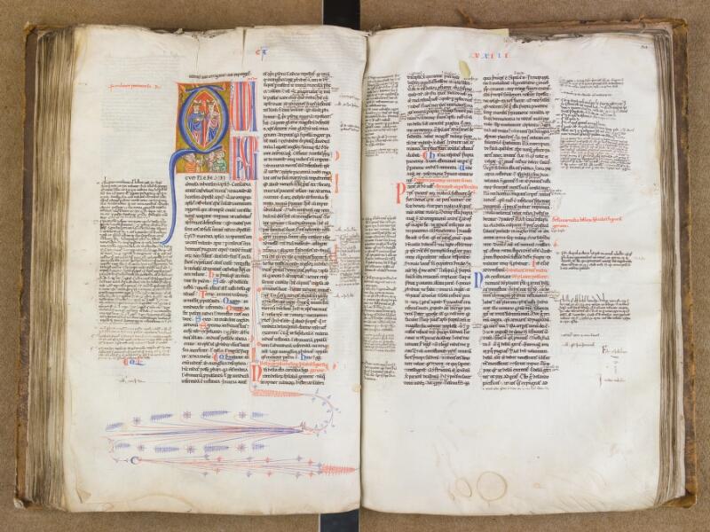 SAINT-OMER, Bibliothèque municipale, 0454, f. 201v - 202