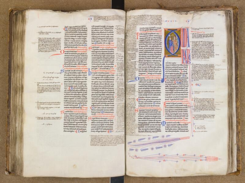 SAINT-OMER, Bibliothèque municipale, 0454, f. 220v - 221