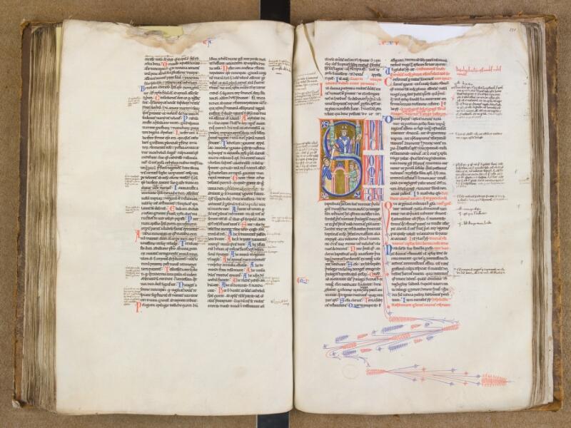 SAINT-OMER, Bibliothèque municipale, 0454, f. 230v - 231