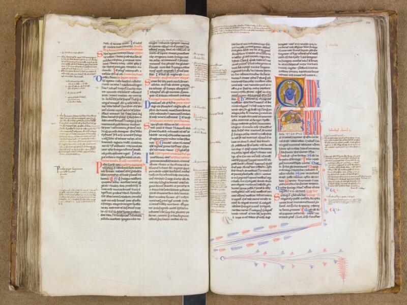SAINT-OMER, Bibliothèque municipale, 0454, f. 233v - 234