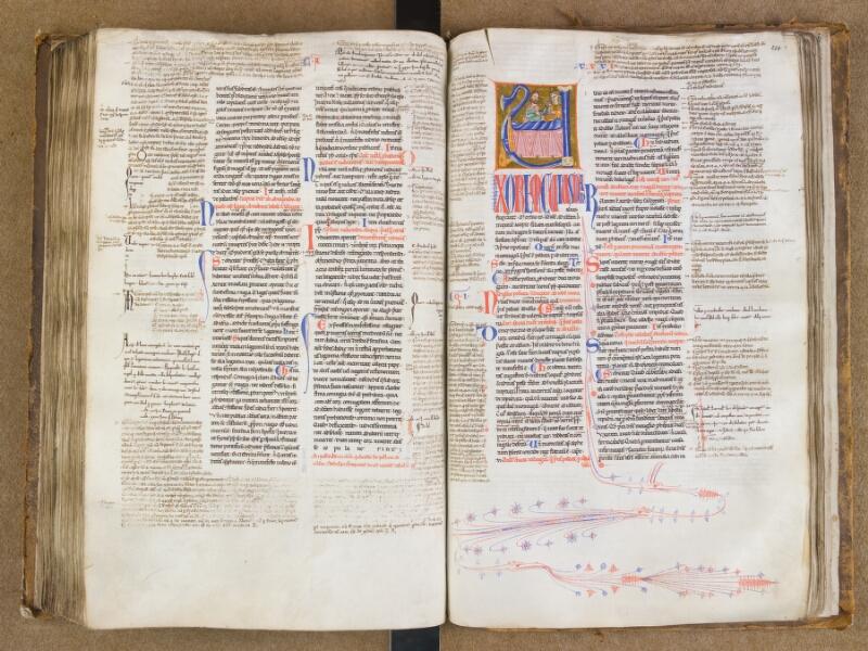 SAINT-OMER, Bibliothèque municipale, 0454, f. 253v - 254