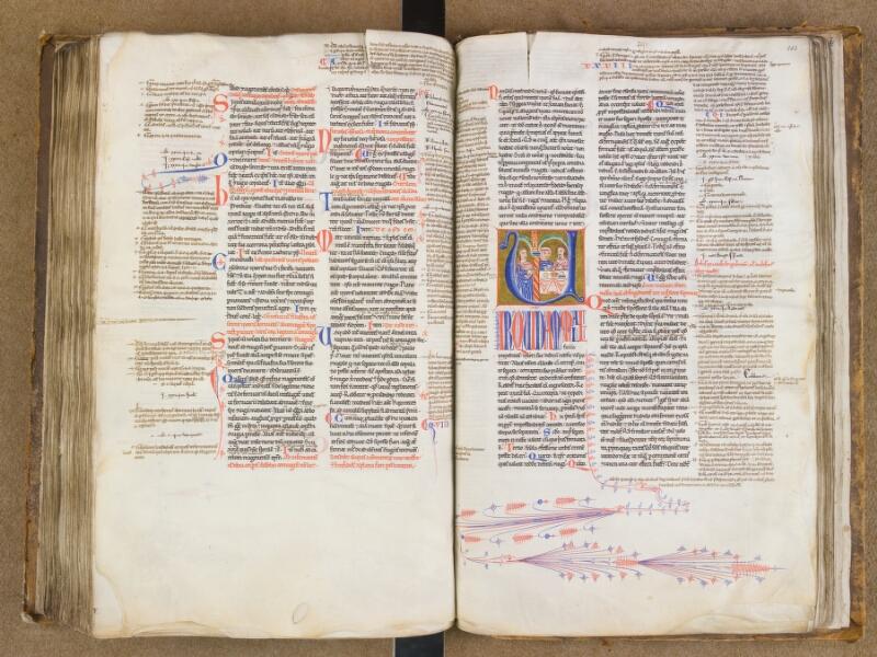 SAINT-OMER, Bibliothèque municipale, 0454, f. 262v - 263