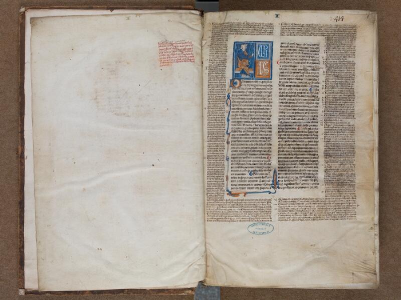 SAINT-OMER, Bibliothèque municipale, 0457, f. 001v - 002