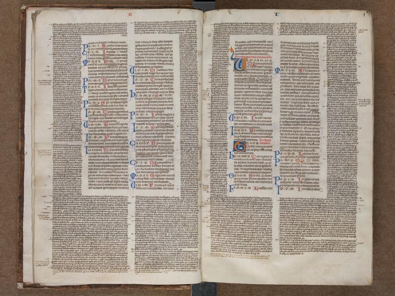 SAINT-OMER, Bibliothèque municipale, 0457, f. 008v - 009