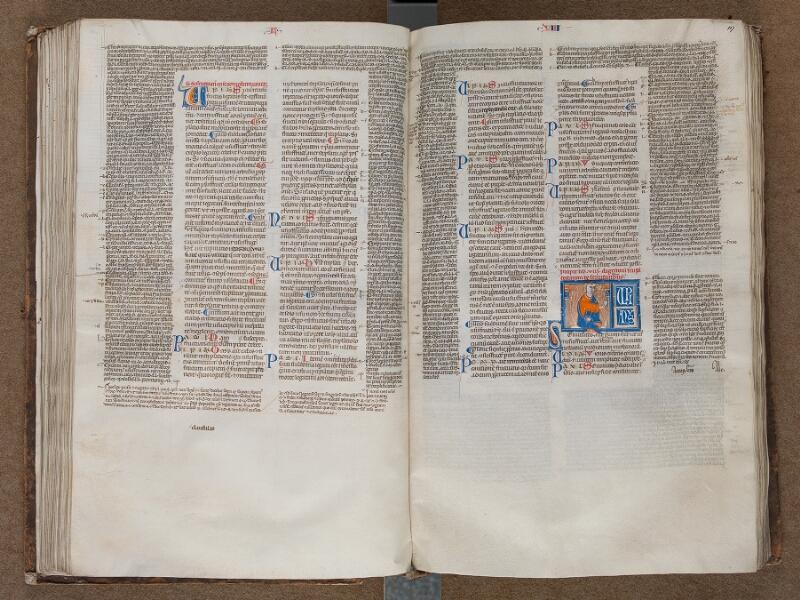 SAINT-OMER, Bibliothèque municipale, 0457, f. 106v - 107